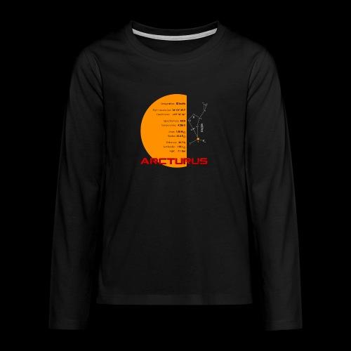 Arcturus / Arktur - Teenager Premium Langarmshirt