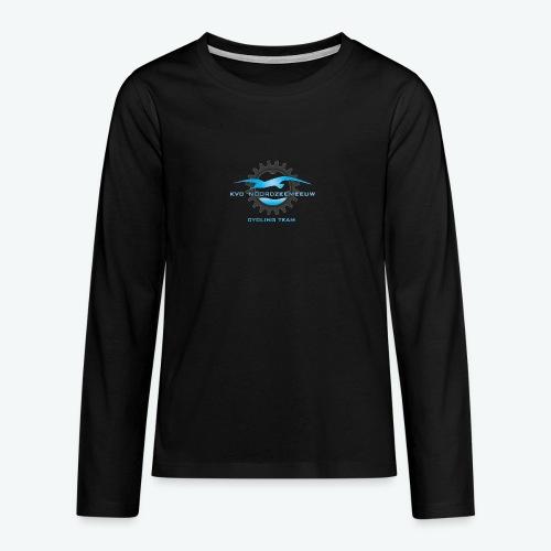 kledijlijn NZM 2017 - Teenager Premium shirt met lange mouwen