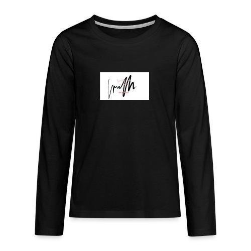 1999 geschenk geschenkidee - Teenager Premium Langarmshirt