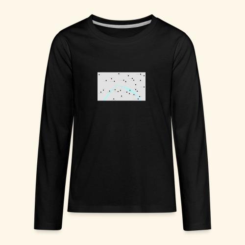 Paris - Maglietta Premium a manica lunga per teenager