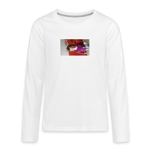 20150425 145327 001 - Maglietta Premium a manica lunga per teenager