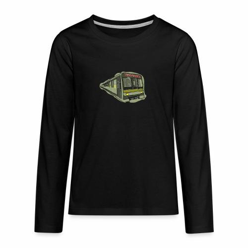 Urban convoy - Maglietta Premium a manica lunga per teenager