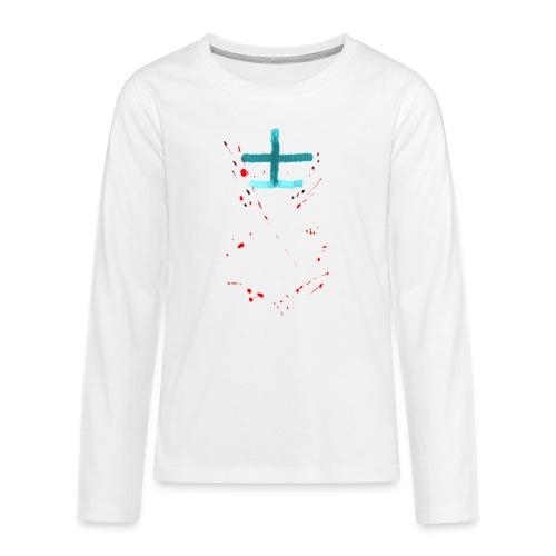 Bushido - Der Weg des Kriegers - Teenagers' Premium Longsleeve Shirt