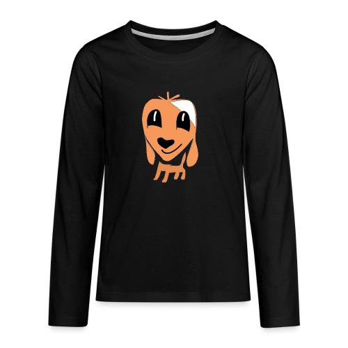 Hundefreund - Teenagers' Premium Longsleeve Shirt