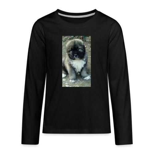 Kolekcja Kazan - Koszulka Premium z długim rękawem dla nastolatków