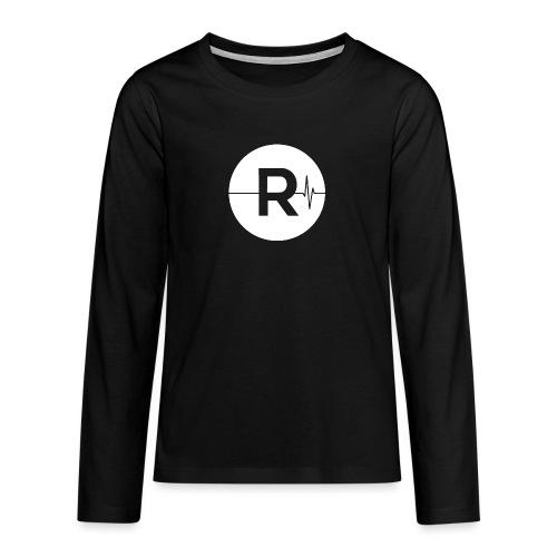 REVIVED - BIG R - Teenagers' Premium Longsleeve Shirt