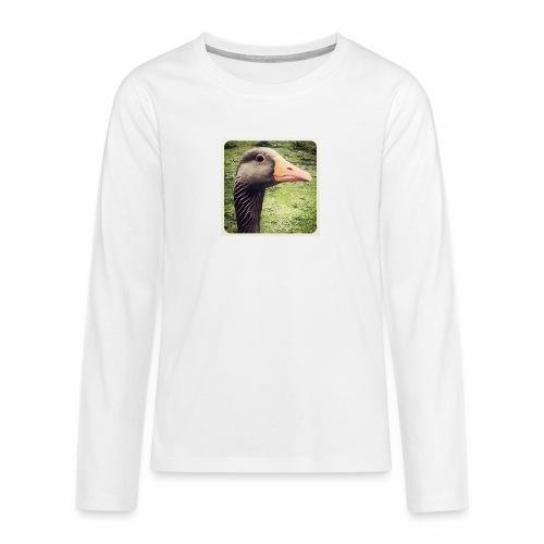Original Artist design * Coin Coin - Teenagers' Premium Longsleeve Shirt
