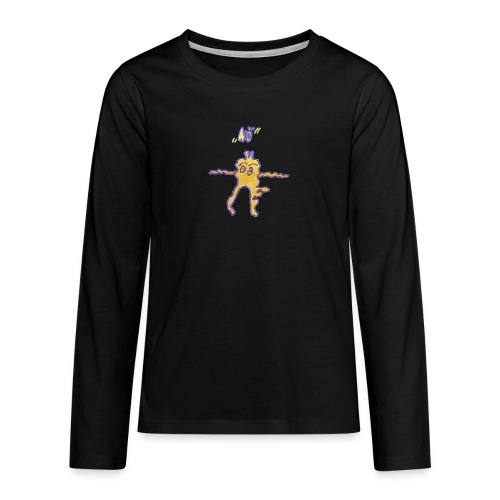 Nö - Teenager Premium Langarmshirt