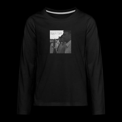 Egon1 - Långärmad premium T-shirt tonåring