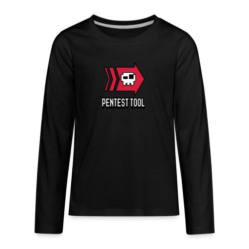 pentesttool - Teenagers' Premium Longsleeve Shirt
