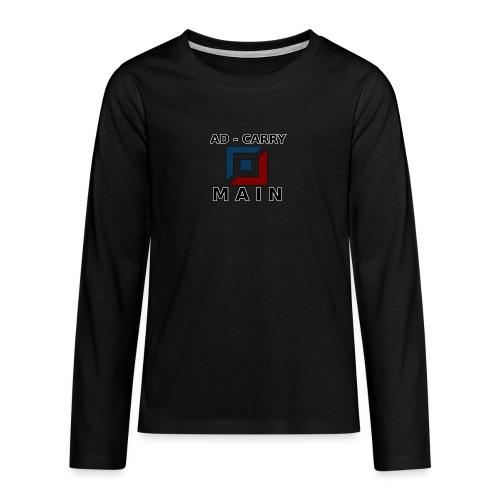 ADC MAIN - Teenager Premium Langarmshirt