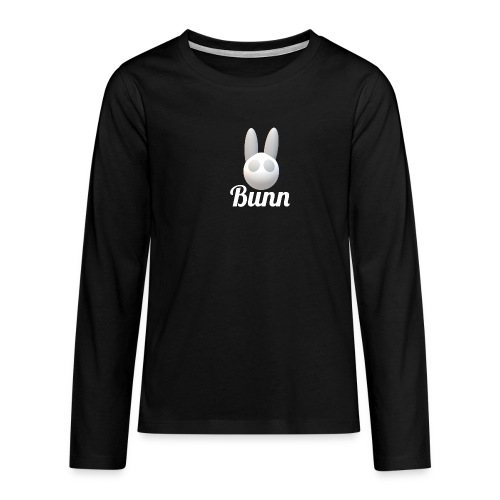 White Bunn - Teenagers' Premium Longsleeve Shirt