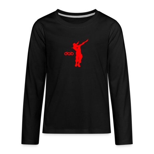 Red dab - Centurion© - T-shirt manches longues Premium Ado