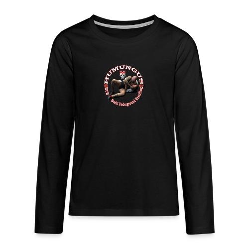 humungus kampf 2 - Teenager Premium Langarmshirt