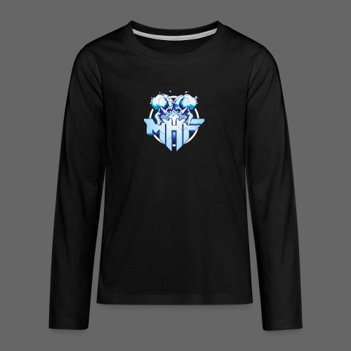 MHF New Logo - Teenagers' Premium Longsleeve Shirt
