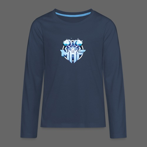 MHF New Logo - Teenagers' Premium Longsleeve Shirt