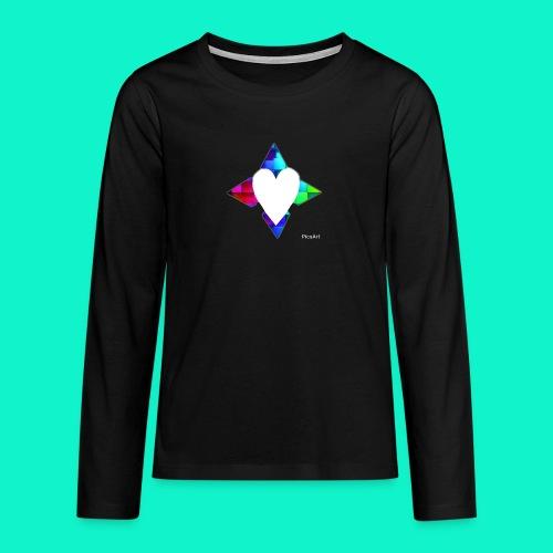 4lof - Teenager Premium shirt met lange mouwen