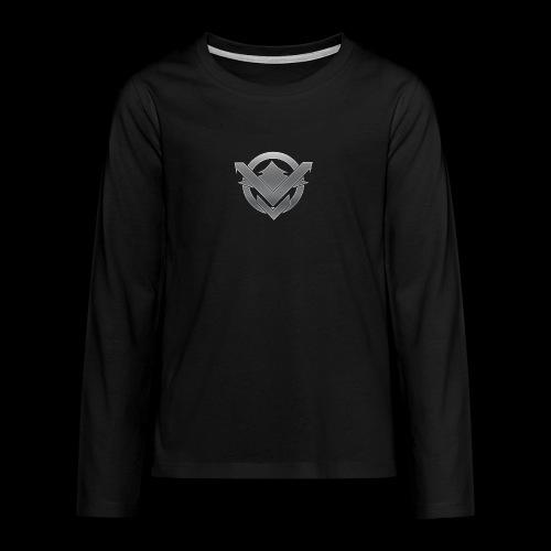 SVN Arts logo - Teenager Premium shirt met lange mouwen