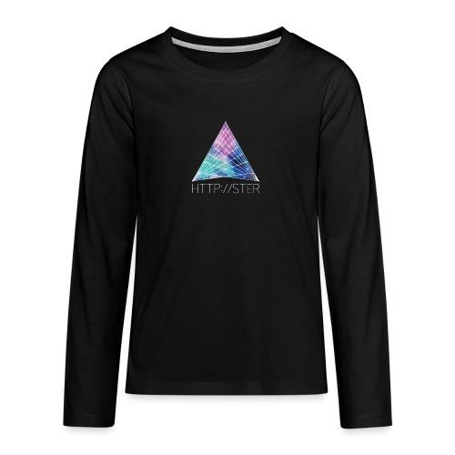 HTTPSTER - Teenager Premium shirt met lange mouwen
