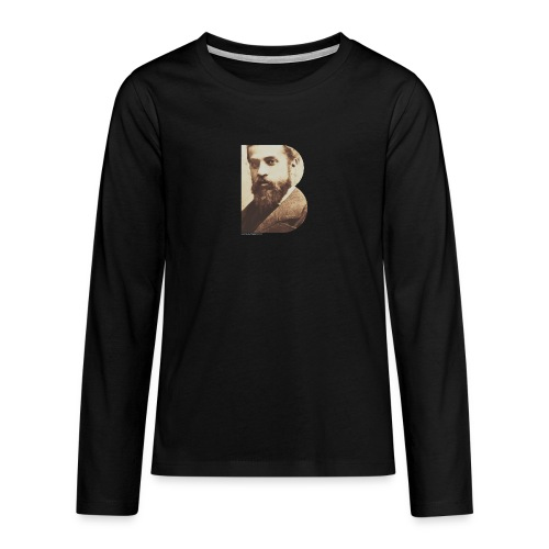 BT_GAUDI_ILLUSTRATOR - Teenagers' Premium Longsleeve Shirt