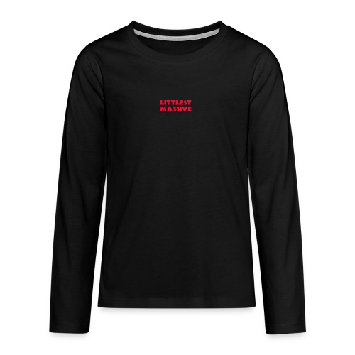 littlest-massive - Teenagers' Premium Longsleeve Shirt