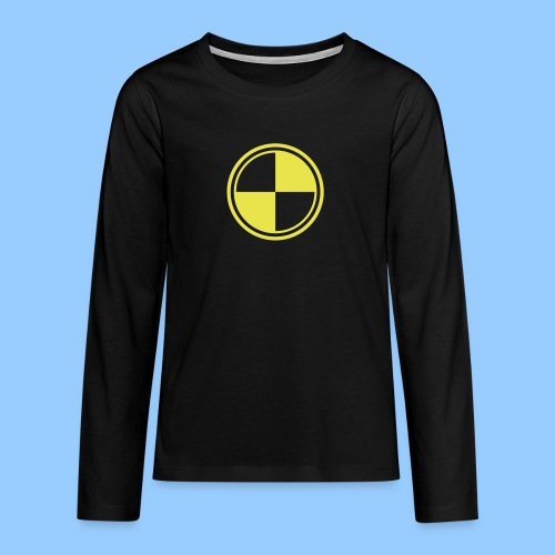 CoG (1colour) - Teenagers' Premium Longsleeve Shirt