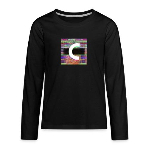 Cloud - Teenagers' Premium Longsleeve Shirt