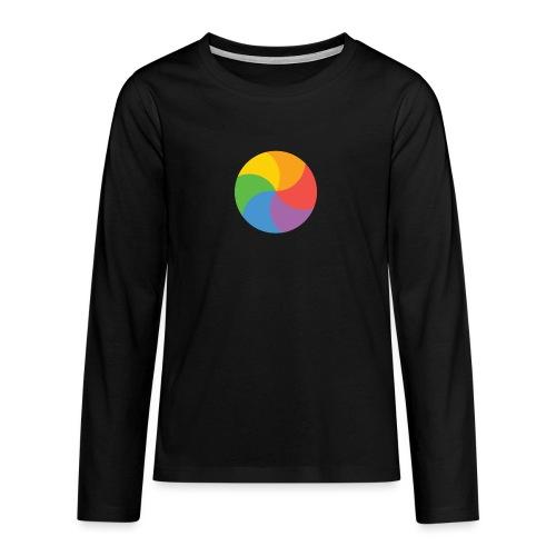BeachBal - Teenager Premium shirt met lange mouwen