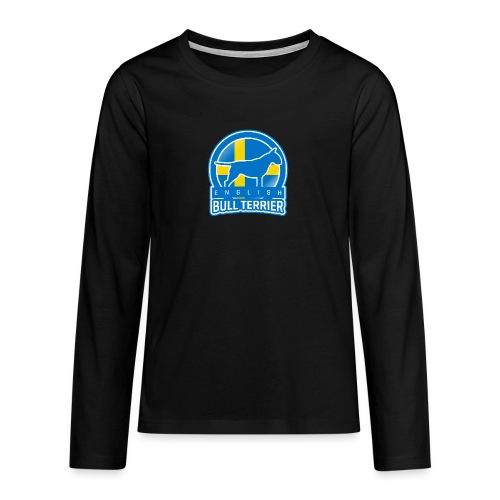 Bull Terrier Sweden - Teenager Premium Langarmshirt