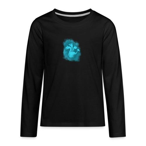 HYDRA CLOUD - Långärmad premium T-shirt tonåring