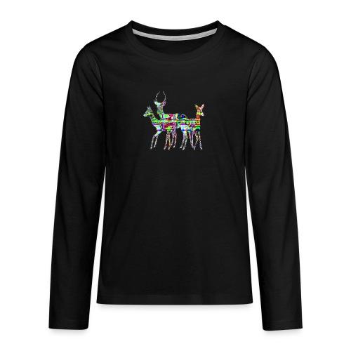 Biches - T-shirt manches longues Premium Ado
