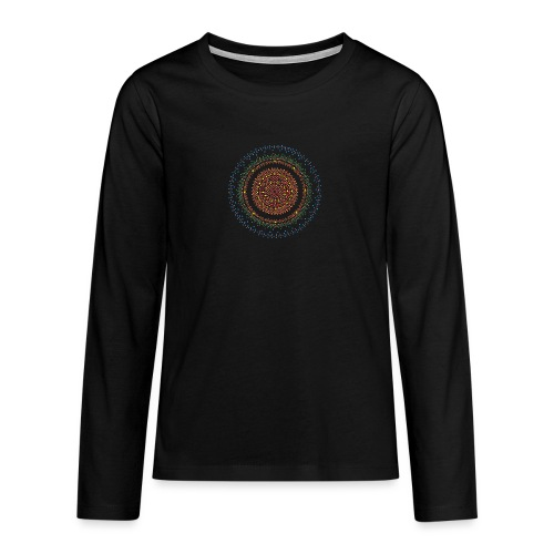 Expansion - Teenagers' Premium Longsleeve Shirt