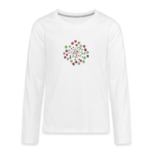 Where? - Teenagers' Premium Longsleeve Shirt
