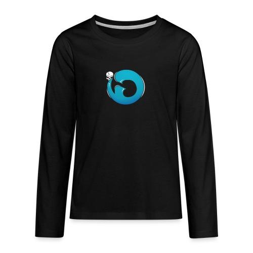 Logo iG | Team Esport - T-shirt manches longues Premium Ado