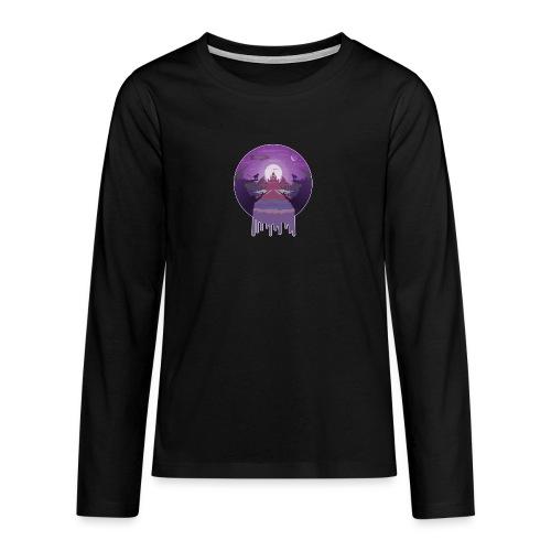 ANkOR - T-shirt manches longues Premium Ado