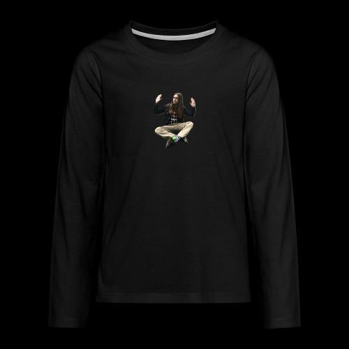 John Essle och Hans Orkester - Långärmad premium T-shirt tonåring