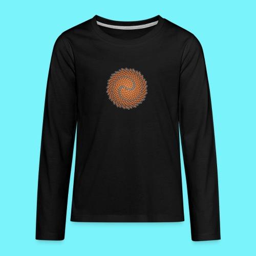 Wallflower - Teenagers' Premium Longsleeve Shirt