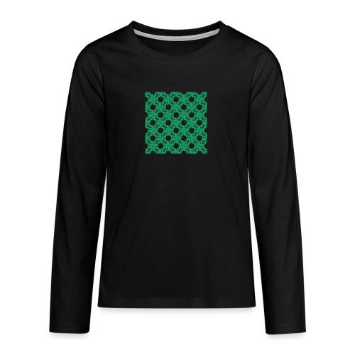 Saint Patrick - T-shirt manches longues Premium Ado