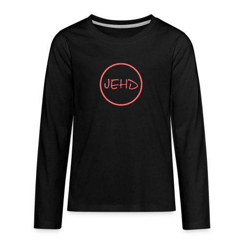 JEHD Studios Official - Teenagers' Premium Longsleeve Shirt