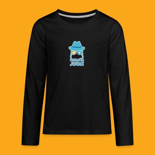 Stolzer Jude - Teenager Premium Langarmshirt