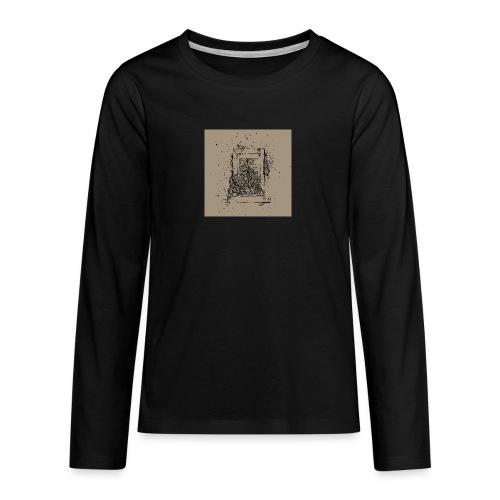 Shoppiful - Maglietta Premium a manica lunga per teenager