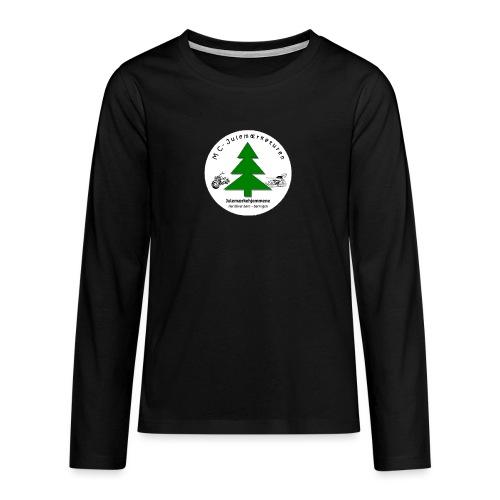 MCJul - Teenager premium T-shirt med lange ærmer