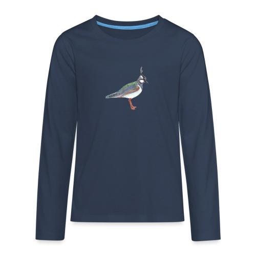 lapwing - Teenager premium T-shirt med lange ærmer