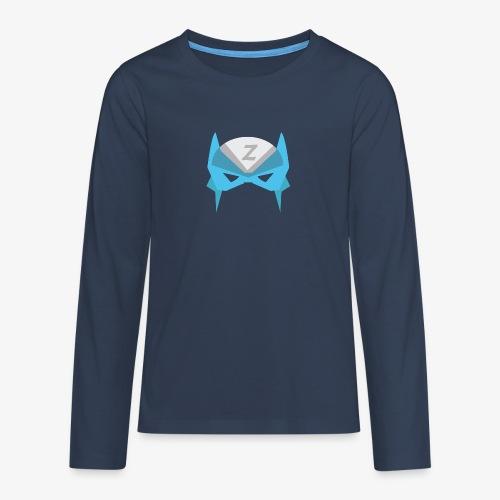 MASK 3 SUPER HERO - T-shirt manches longues Premium Ado