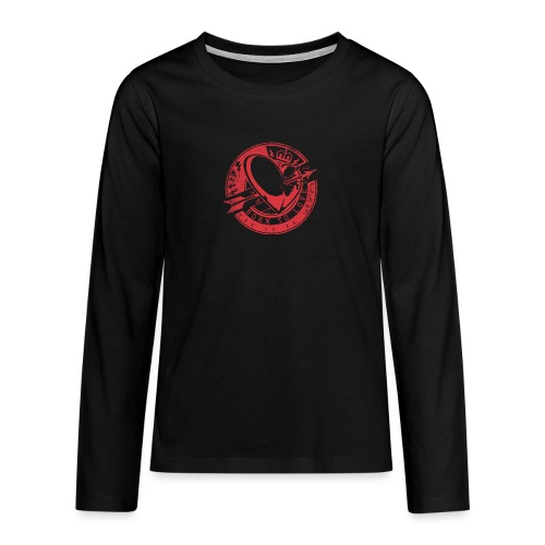 Born to love - Teenager Premium Langarmshirt