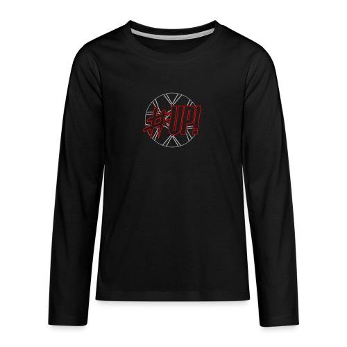 brands hatch - Teenager Premium Langarmshirt
