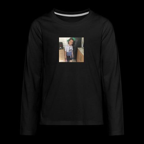 IMG 0463 - Teenagers' Premium Longsleeve Shirt