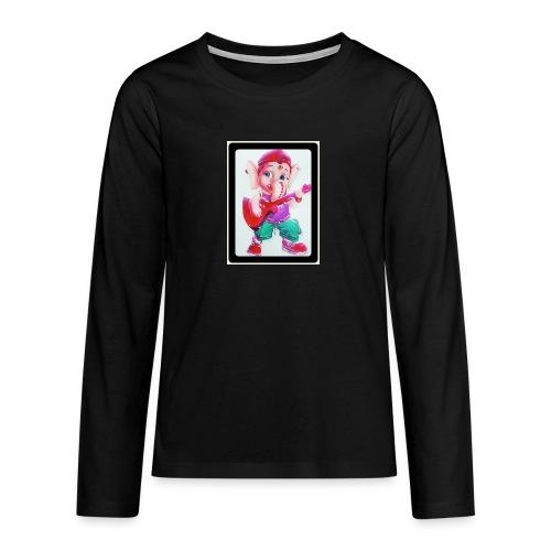IMG 20161109 231707 732 - Teenagers' Premium Longsleeve Shirt