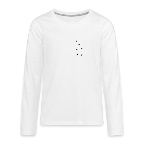 Nun Sapit che v'aspett - Maglietta Premium a manica lunga per teenager