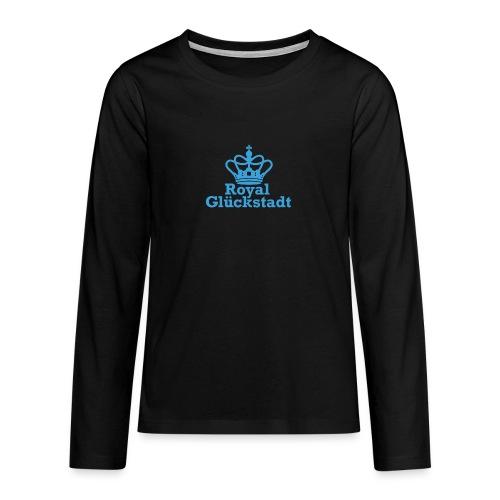 Royal Glückstadt - Teenager Premium Langarmshirt